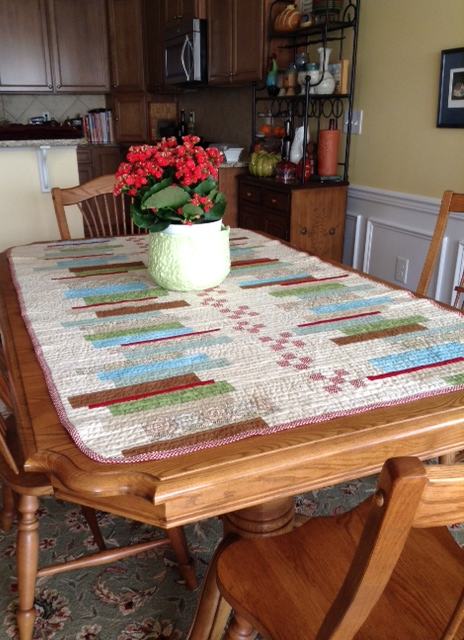 Modern Table Runner2