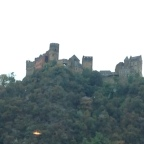 The Schönburg is a castle above the medieval town of Oberwesel in the UNESCO World Heritage site of the Upper Middle Rhine Valley, Rhineland-Palatinate, Germany. Wikipedia