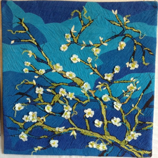 Van Gogh Challenge: Almond Joy