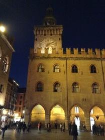 Piazza-Night